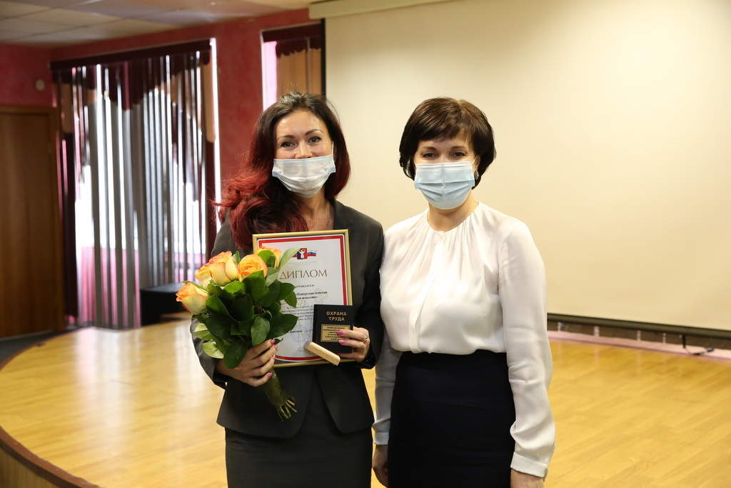 Определены победители смотра-конкурса по охране труда за 2020 год
