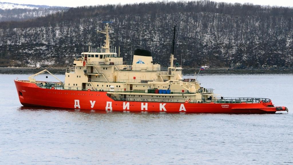 Более 90 судов ледового класса во всём мире оборудовано системой Azipod