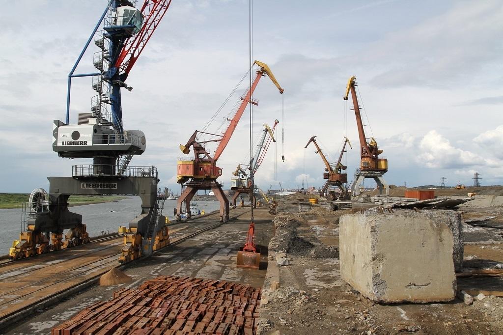 На развитие порта в Дудинке «Норникель» выделит около 26 млрд рублей
