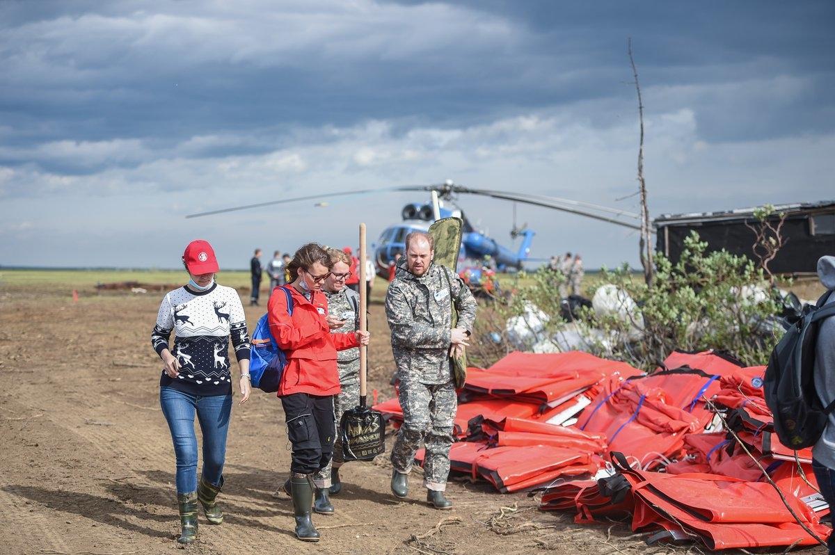 В Норильске завершился первый этап масштабной экспертизы экологической ситуации на Таймыре