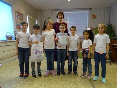 Традиционный семейный конкурс «Читай, город!» прошёл в финале Недели детской и юношеской книги