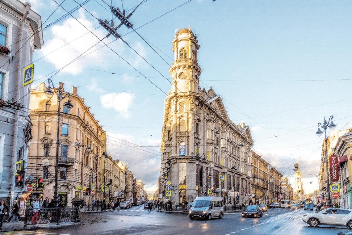 Норильску из Санкт–Петербурга. Поздравляет Владимир Карелин
