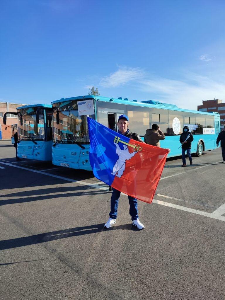 В Санкт-Петербурге стартовал Всероссийский конкурс профессионального мастерства «Лучший водитель автобусов»
