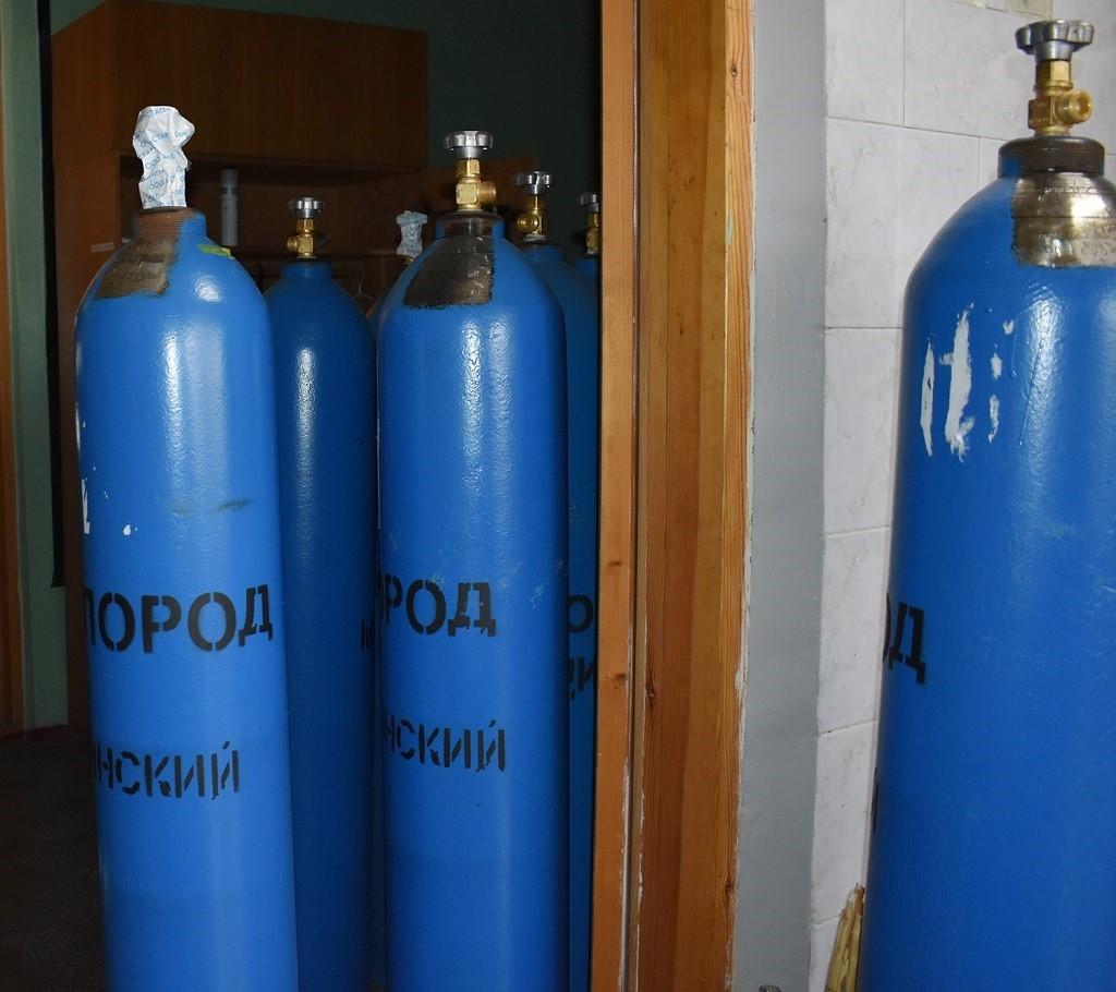В Красноярском крае увеличили объёмы производства кислорода