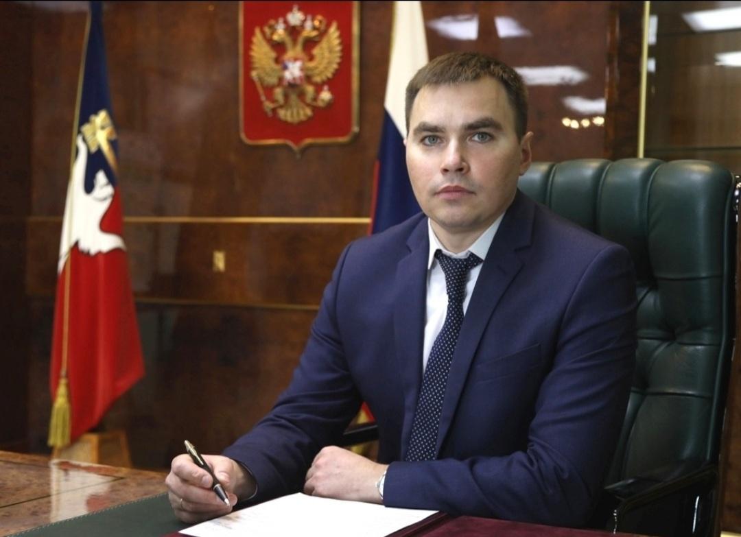 Поздравление с Днём Победы Дмитрия Карасева