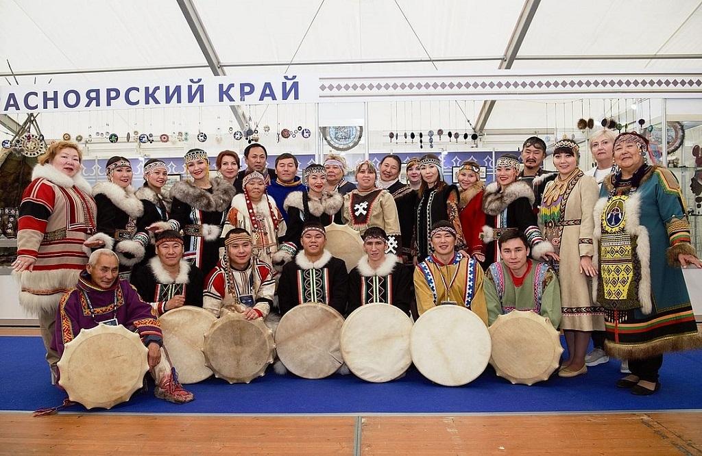Таймыр взял несколько призовых мест на Международной выставке «Сокровища Севера» в Москве