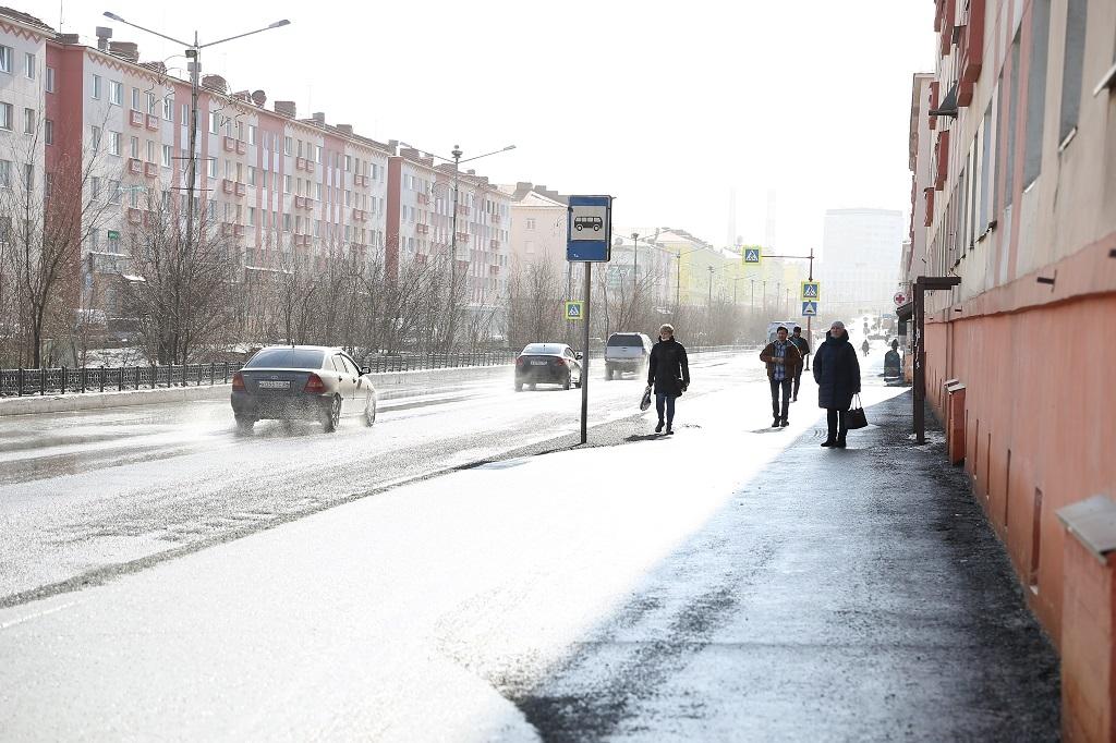 В Норильск прибыла группа урбанистов