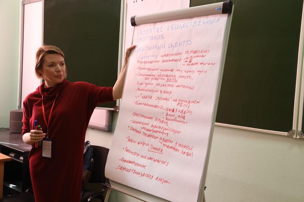 Началась работа площадок стратегической сессии
