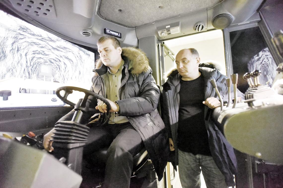 Подготовка высококвалифицированных кадров — один из приоритетов «Норникеля»