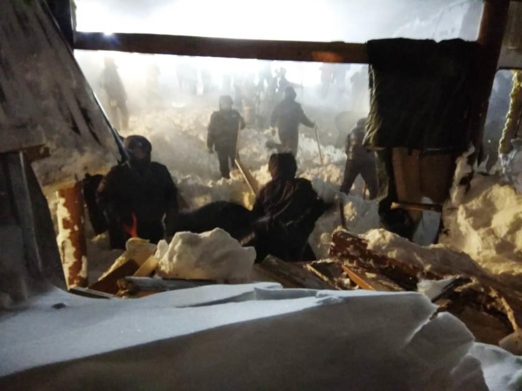 Следственный комитет провёл обыск по факту трагедии на базе отдыха «Гора Отдельная»