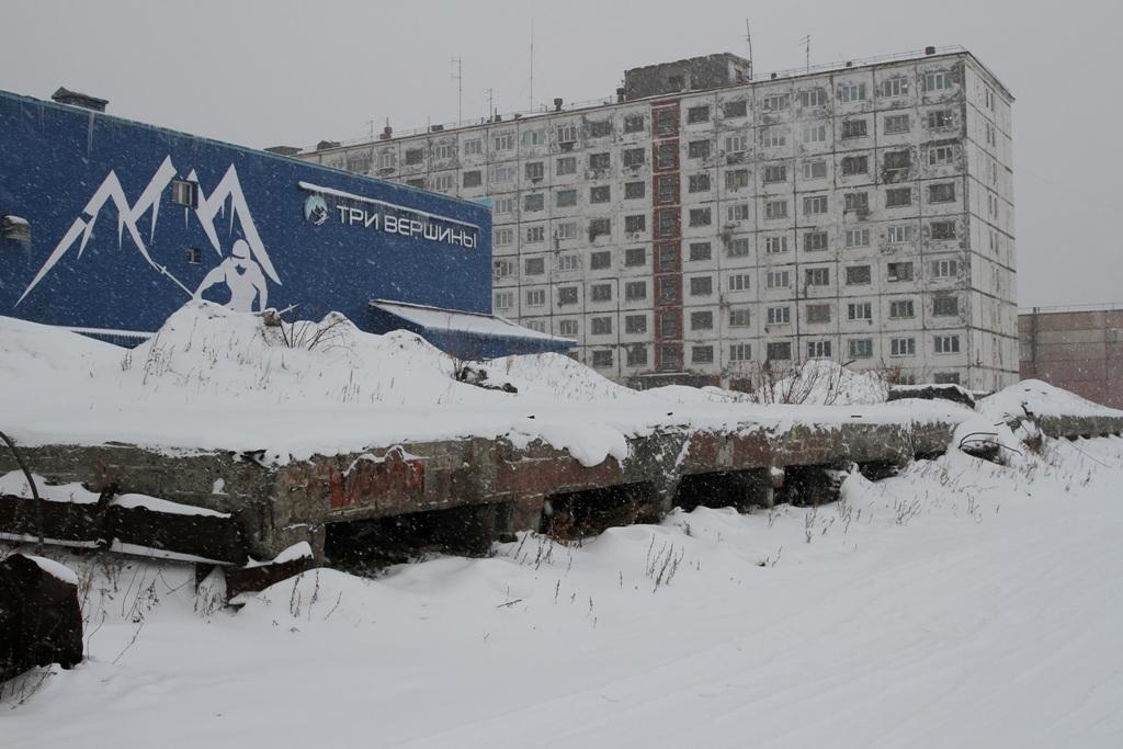 Программа реновации жилья в Норильске