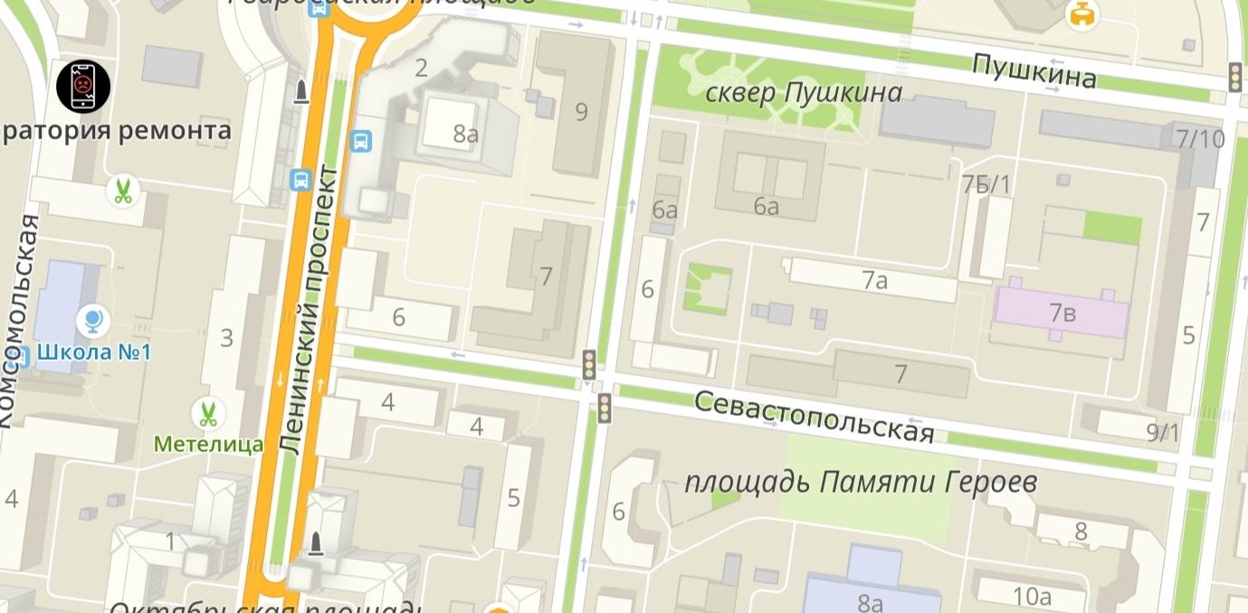 В декабре в Норильске открыли два участка дорог