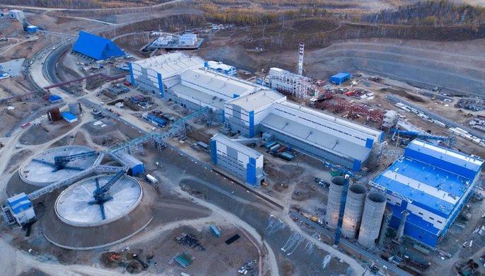 Обогатительная фабрика Быстринского ГОКа - рекордсмен по выпуску медного, железорудного и золотосодержащего концентрата