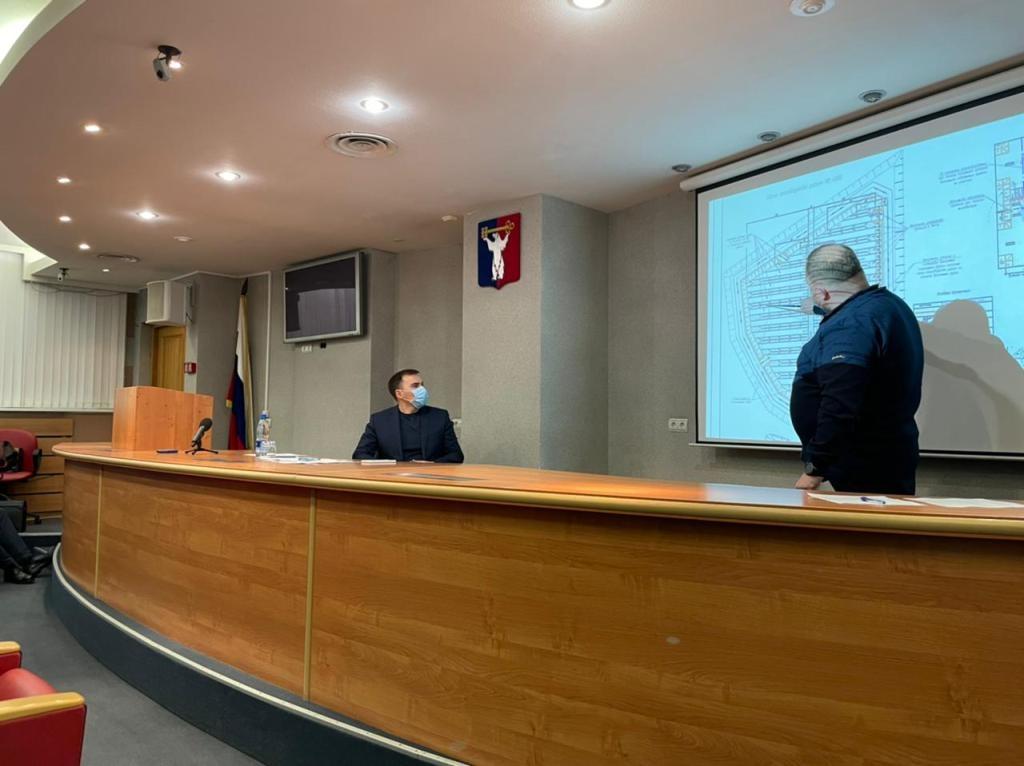 Дмитрий Карасев в пятницу провел заседание КЧС