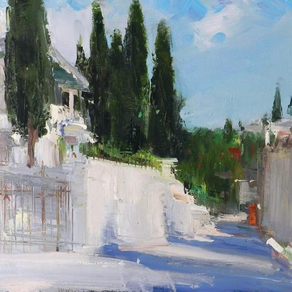 25 марта открылась выставка красноярского художника Сергея Форостовского
