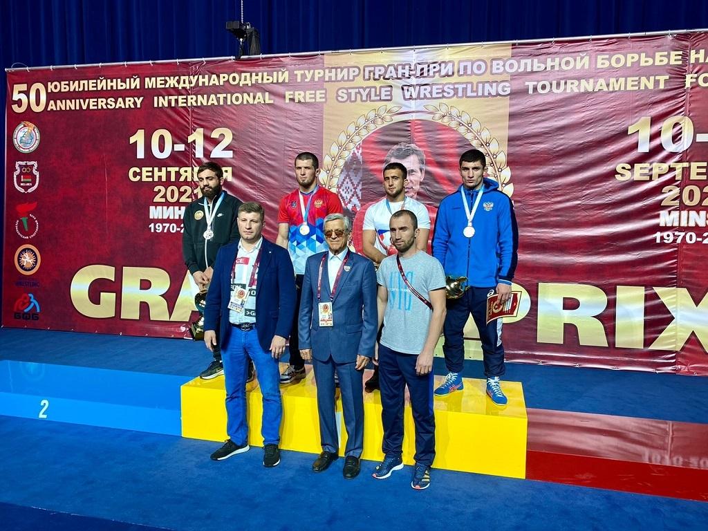 Выпускник норильской школы борьбы отличился на международном турнире