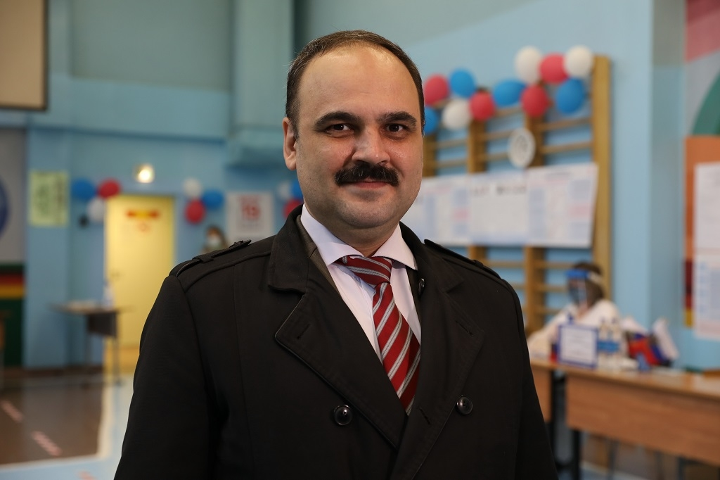 Дмитрий Дубров поблагодарил избирателей за оказанное доверие