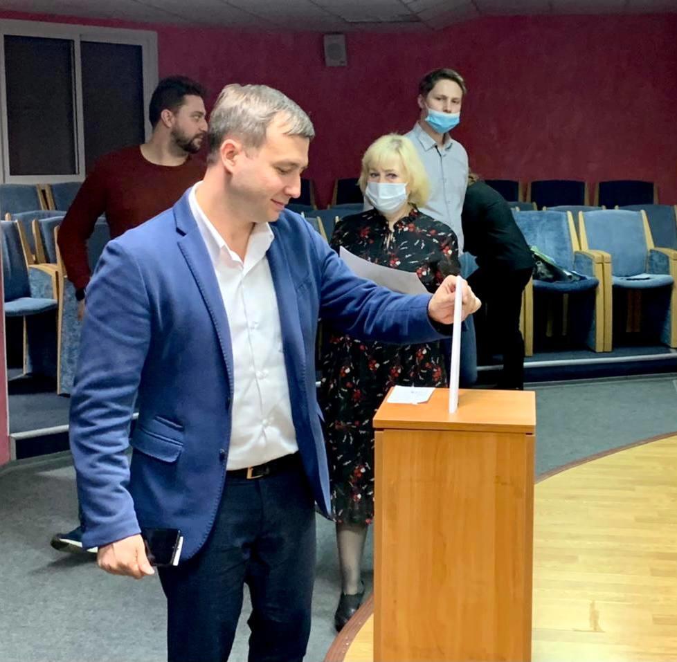 В Норильске состоялась конференция местного отделения партии «Единая Россия»