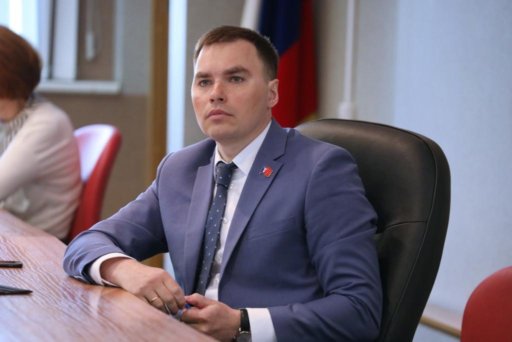 Обращение Дмитрия Карасёва к жителям Норильска и депутатам городского Совета