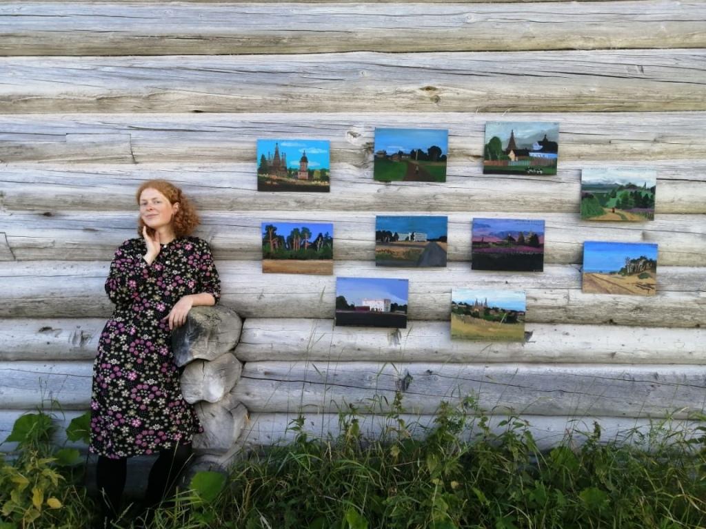 В арт-резиденции PolArt продолжаются творческие встречи