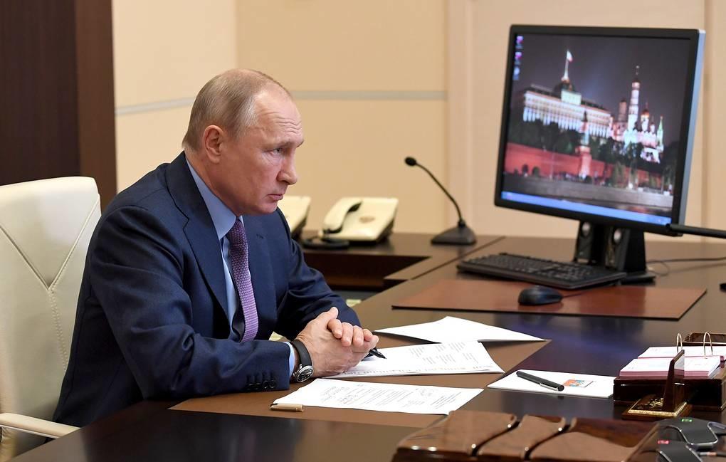 Президент Путин: в Норильске необходимо ввести режим ЧС федерального масштаба