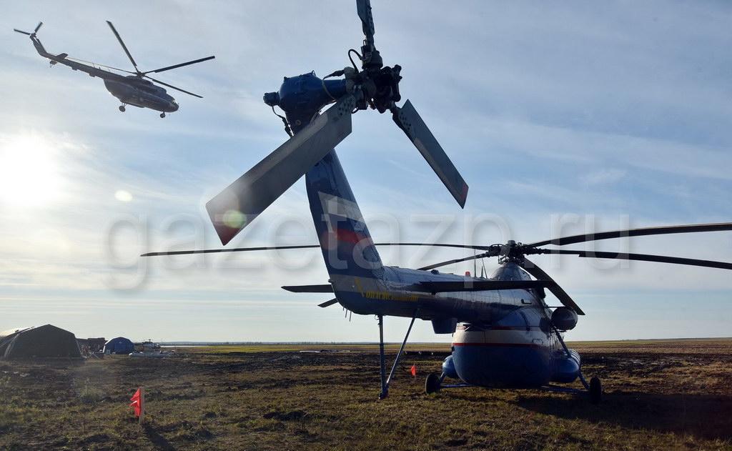 «Норильск Авиа» ждёт новые вертолёты