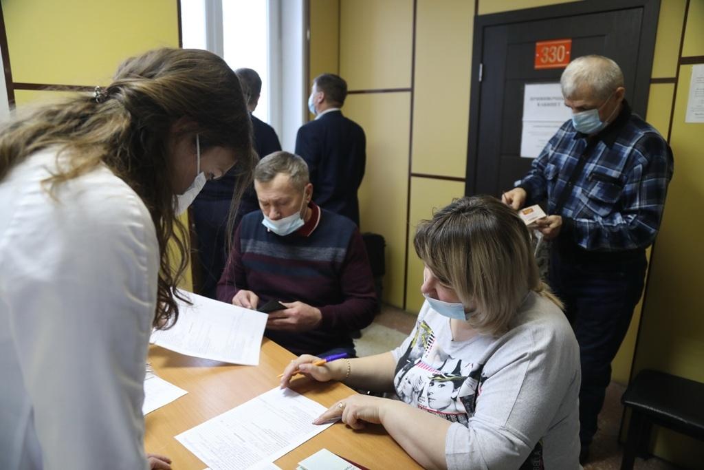 В Красноярском крае зафиксирован рост заболеваемости COVID-19