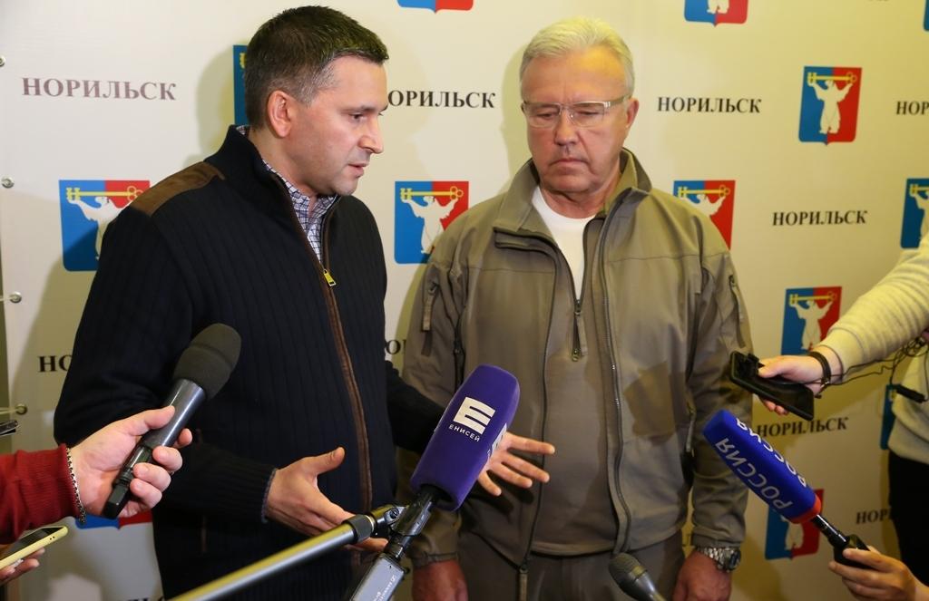 Александр Усс: «Ситуация с аварией на ТЭЦ-3 сложная, но не столь драматичная, какой она могла бы быть»
