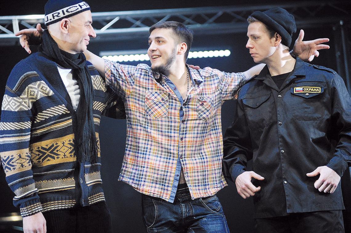 Норильский театр драмы решился на «Мужской стриптиз» и получил стопроцентный хит