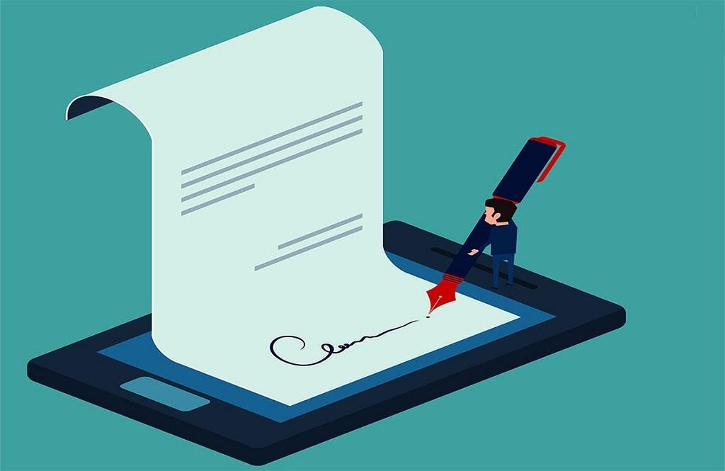 С 1 июля электронную подпись можно получить в Федеральной налоговой службе