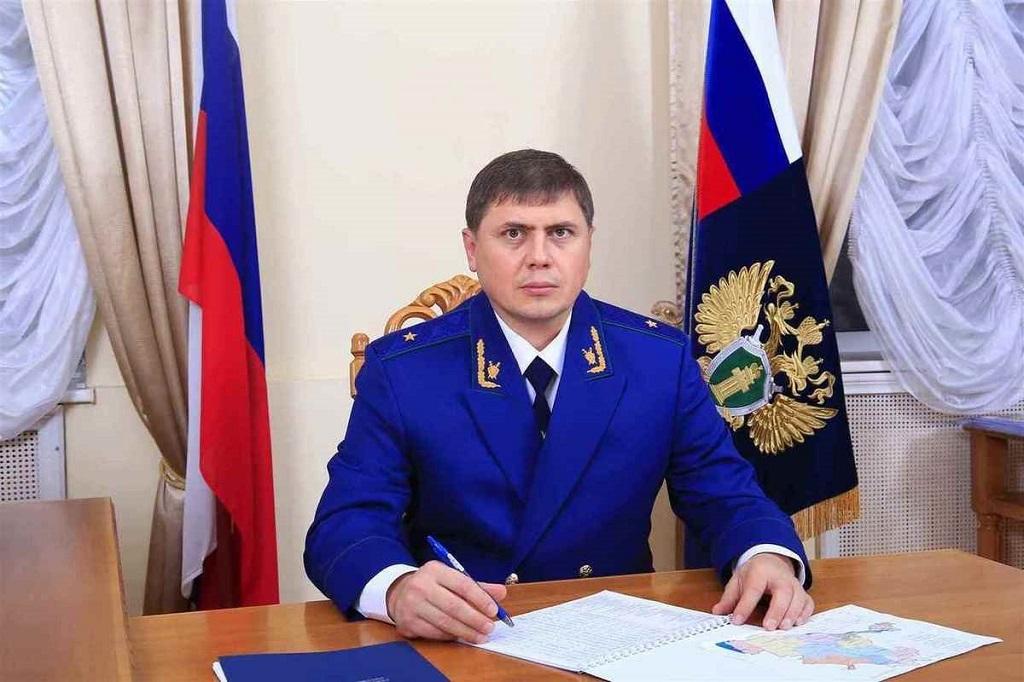 11 мая в Норильске проведёт личный приём граждан прокурор Красноярского края