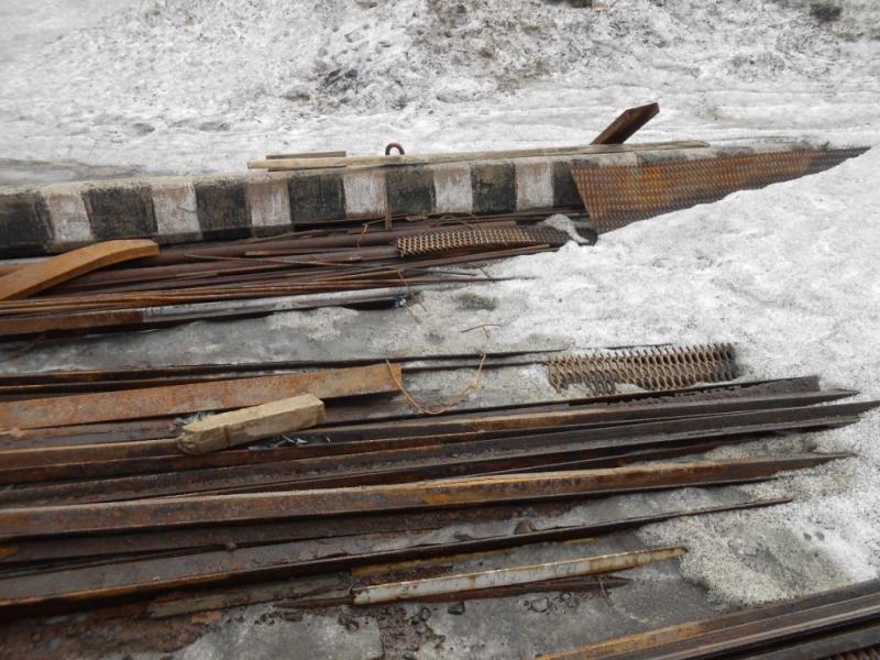 Четверо норильчан предстанут пред судом за хищение металлоконструкций