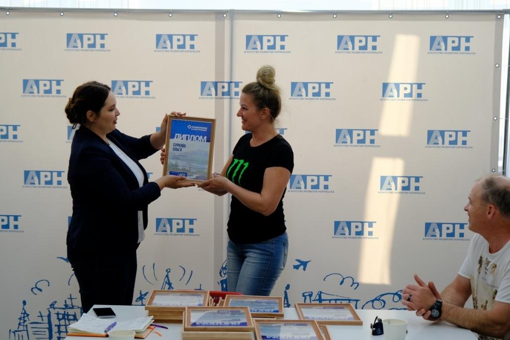 Победители X-WATERS Plateau Putorana получили заслуженные награды