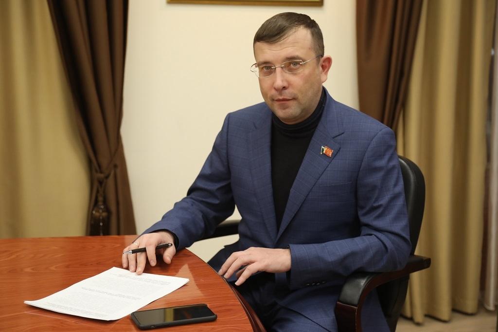 Александр Пестряков выразил норильчанам признательность за их активную гражданскую позицию