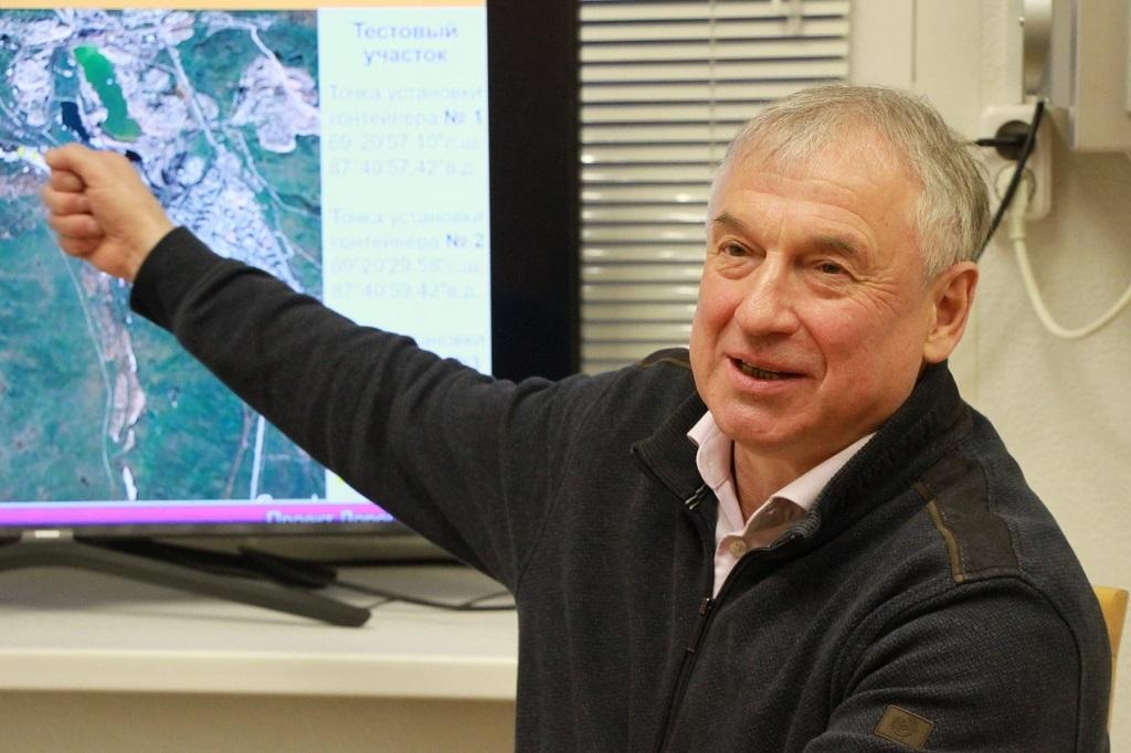 Юрий Захаринский пообещал оказать поддержку норильскому «Кванториуму»