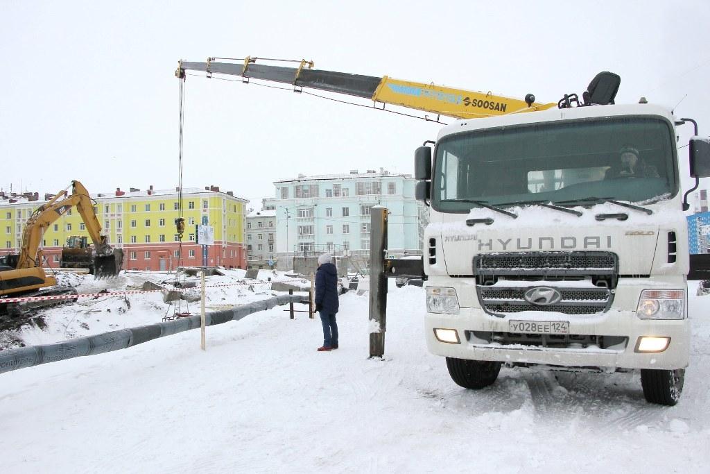 На модернизацию городских сетей Норильска планируется выделить 1,6 млрд рублей до 2024 года