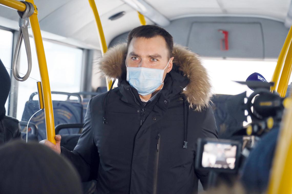 Дмитрий Карасев считает, что ни одно обращение горожан в администрацию не должно остаться без внимания