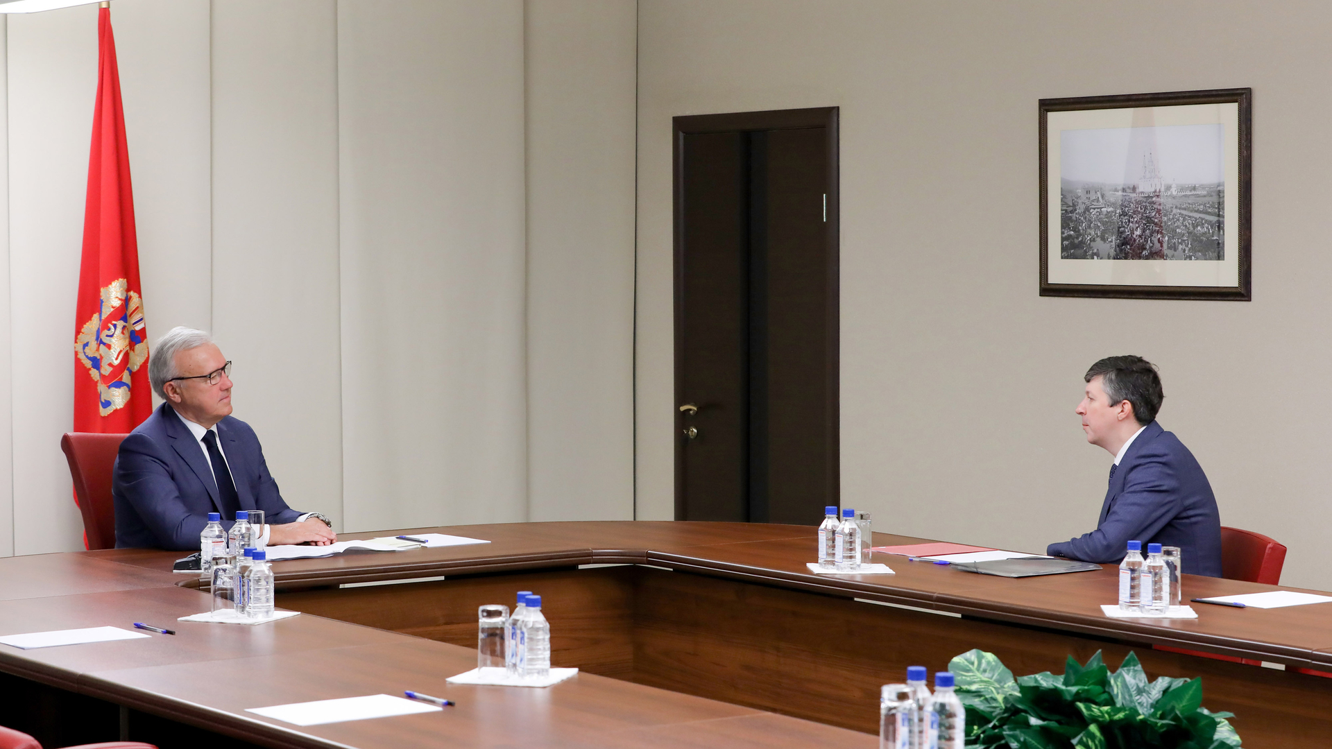 Красноярский край готов к проведению голосования по поправкам в Конституцию РФ