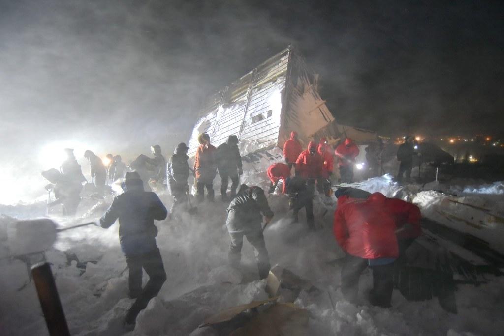 Первые дни нового года в Норильске были омрачены чрезвычайными происшествиями, повлёкшими за собой человеческие жертвы