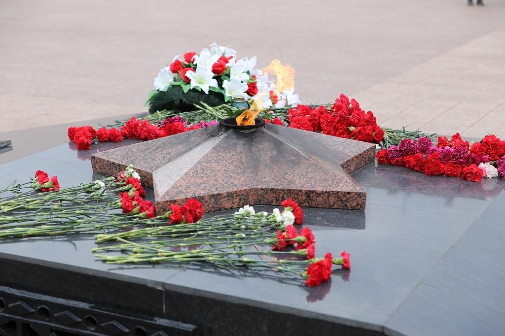 Норильчане отдали дань памяти погибшим в Великой Отечественной войне