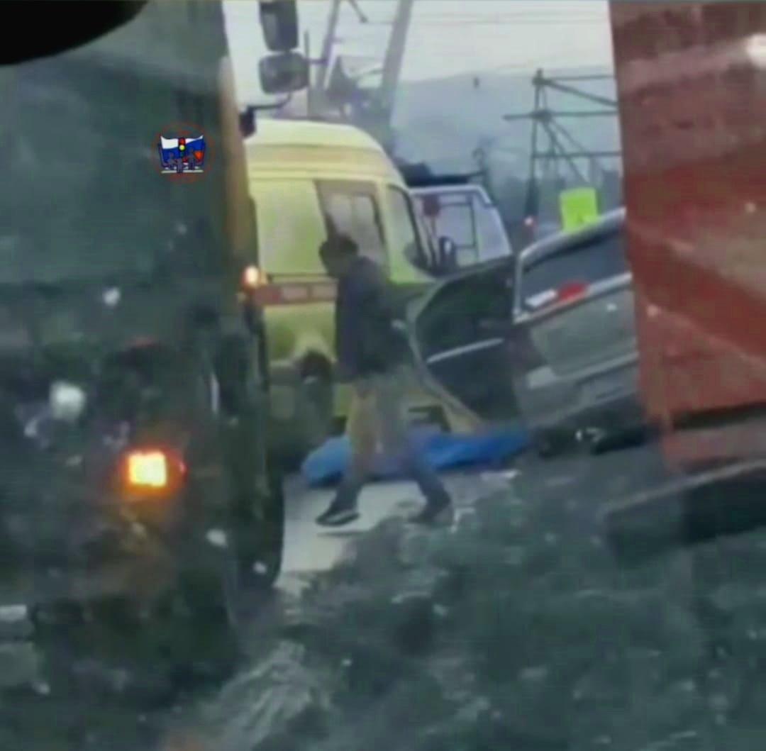 В праздники в Норильске произошло смертельное ДТП