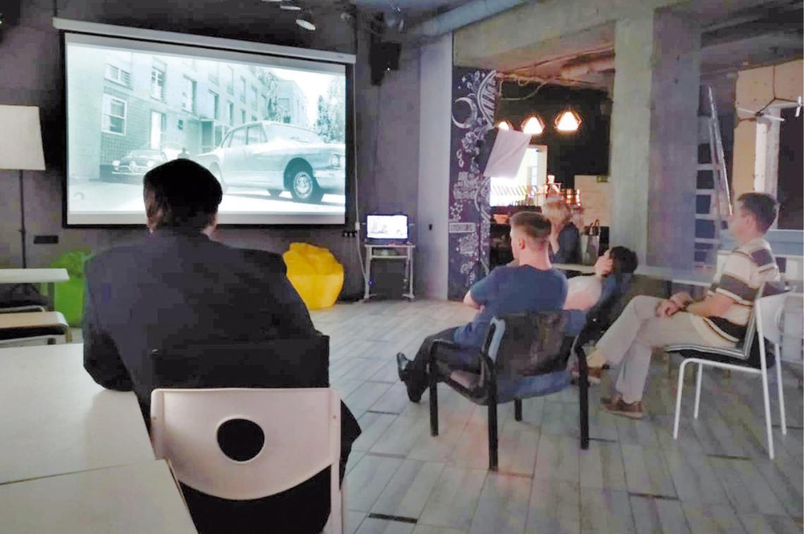 В «Норильском лофте» возобновил работу киноклуб «Люмьер–рум»
