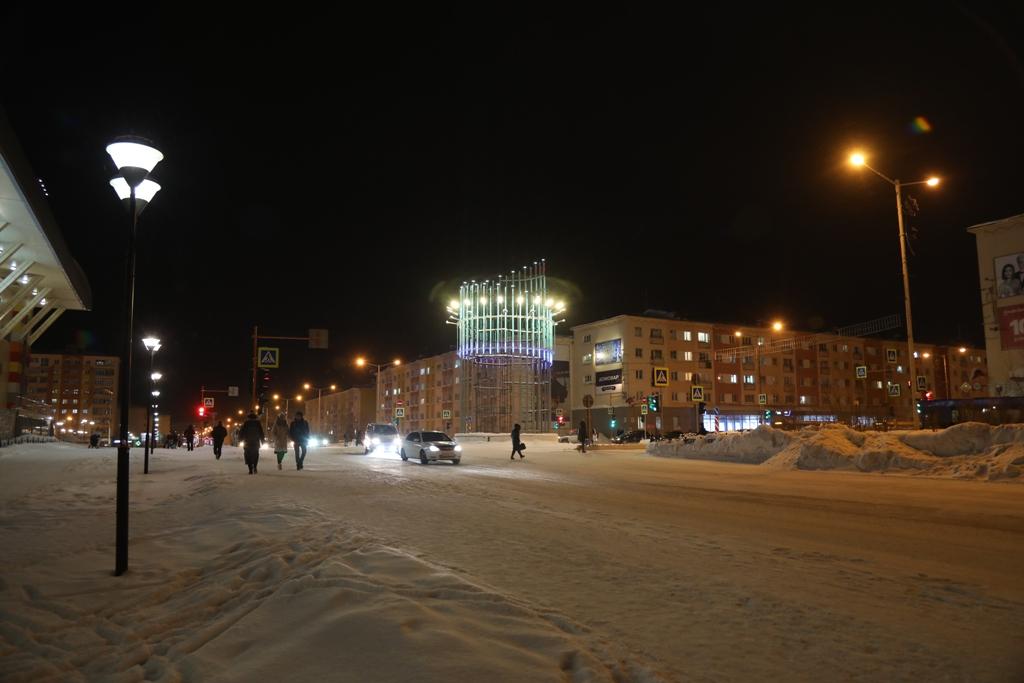 Более 1,6 миллиарда рублей в следующем году направят на дорожное хозяйство Норильска