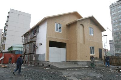 Что им стоит дом построить