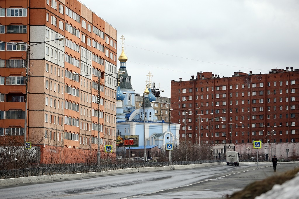 В Норильске стартовала заявочная кампания на благоустройство дворов в следующем году