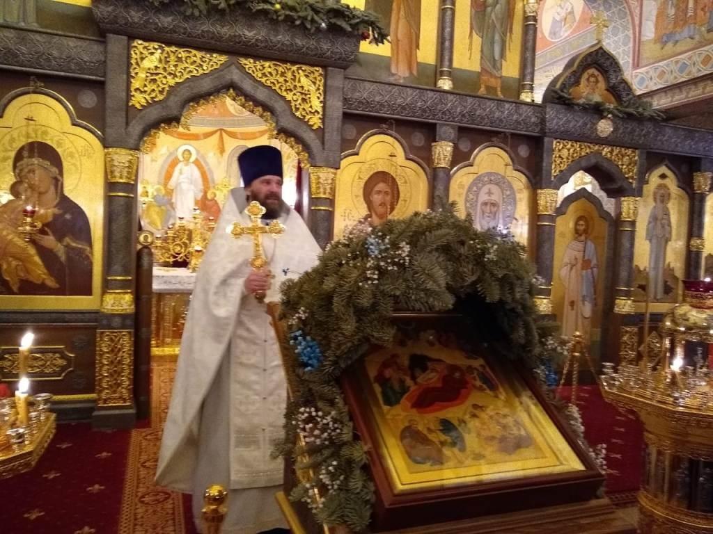 Норильск отметил праздник Рождества Христова