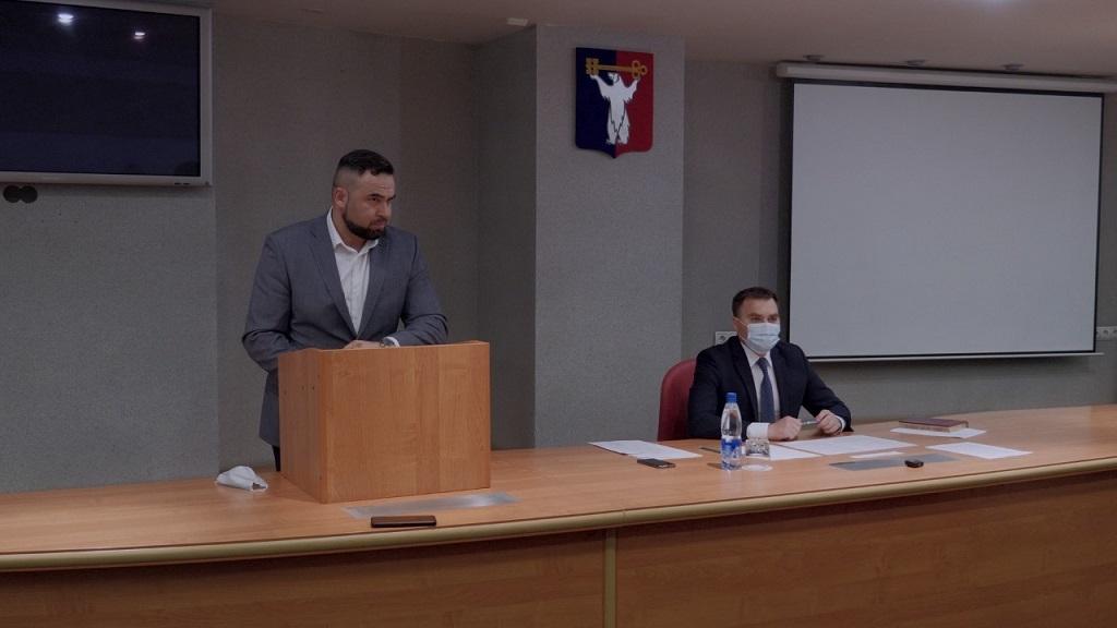 Глава города Дмитрий Карасев провёл заседание комиссии по чрезвычайным ситуациям