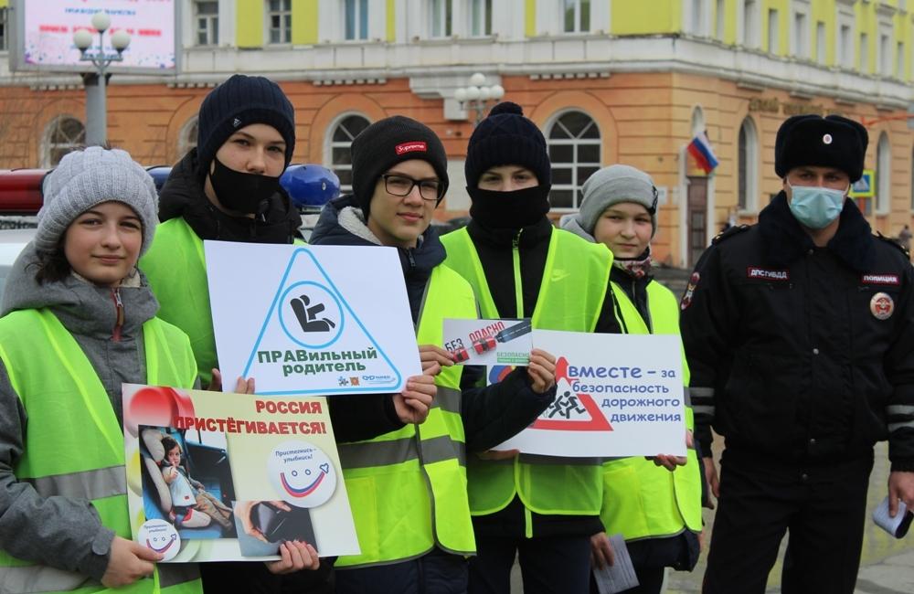 В Норильске в очередной раз провели акцию «Ремень безопасности»