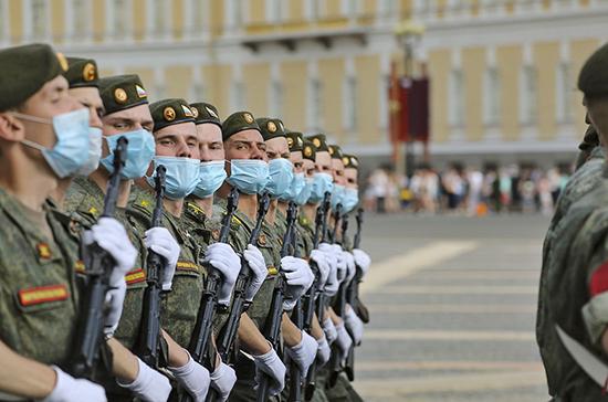 Россия готова к Параду Победы