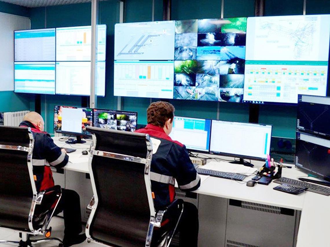 «Норникель» завершил проект по диспетчеризации производства в Кольской ГМК